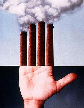 imagenes de la contaminacion atmosferica animadas