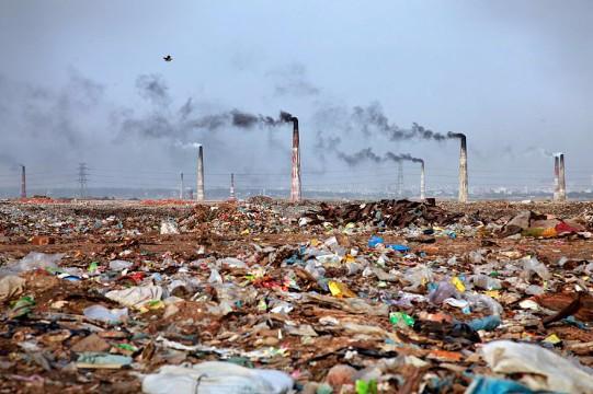 imagenes de la contaminacion atmosferica en el mundo