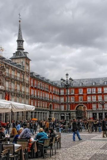 imagenes de madrid españa galeria