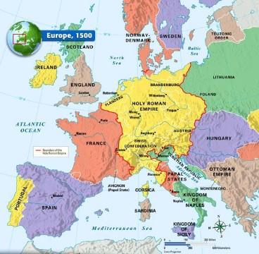 imagenes del continente europeo para colorear