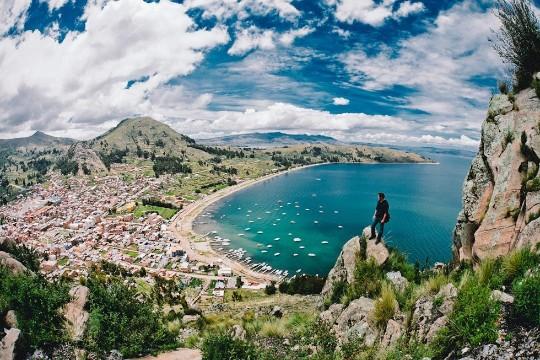 imagenes del lago titicaca bolivia