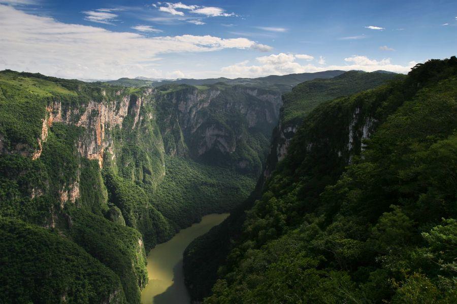 paisajes bonitos de mexico montañas