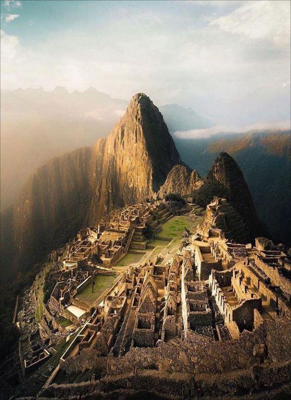 paisajes hermosos del peru machu pichu