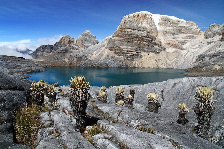 paisajes lindos de colombia montañas