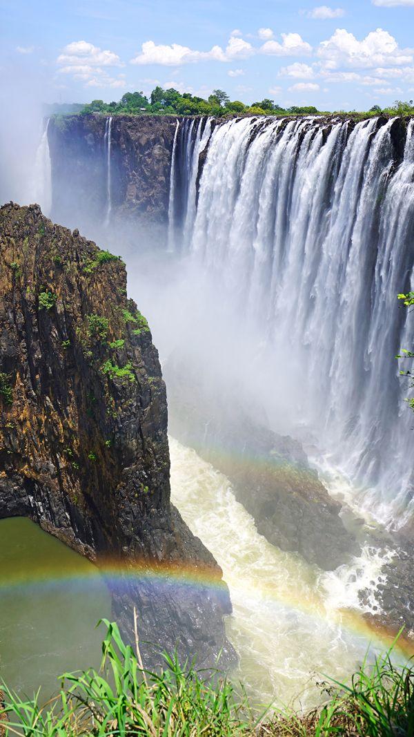 tipos de areas naturales protegidas cascadas