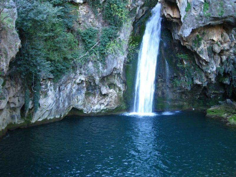 tipos de reservas naturales cascadas y rios