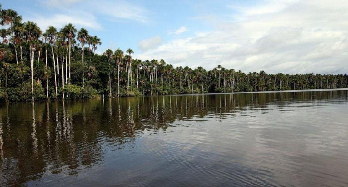 lagos y lagunas del perú sandoval