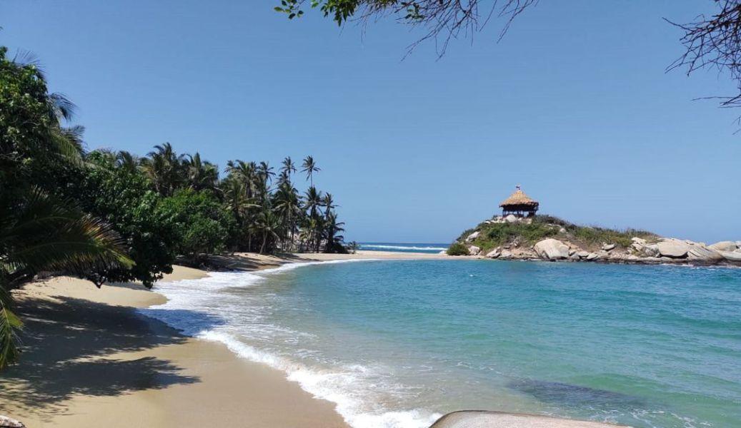 mejores playas de santa marta granate