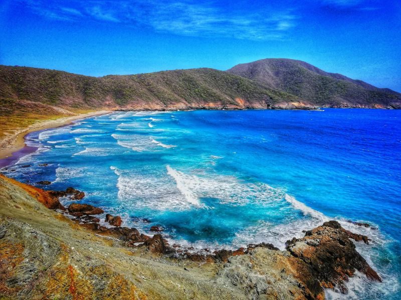 mejores playas de santa marta playa siete olas