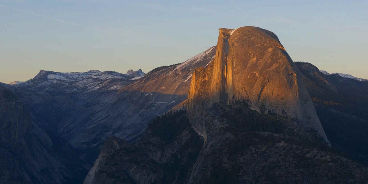 montañas hermosas del mundo yosemite