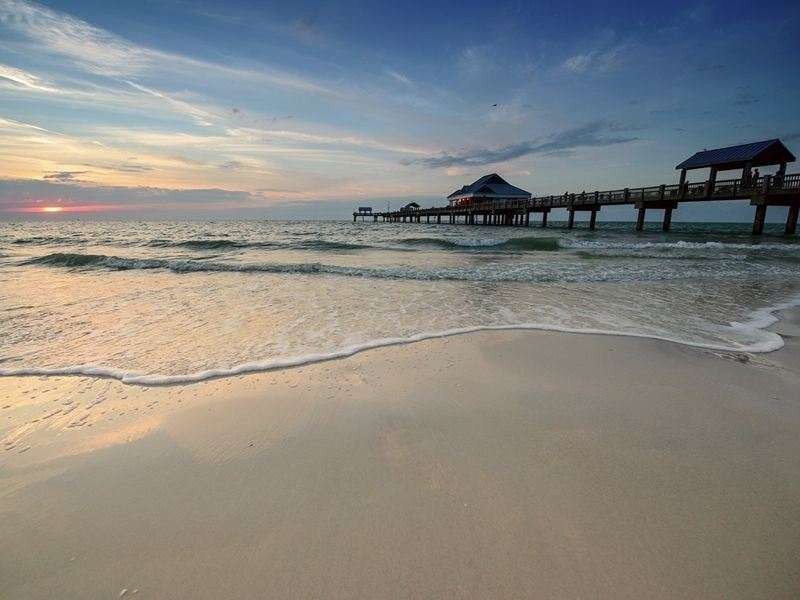 playas mas bellas del mundo Clearbeach Florida