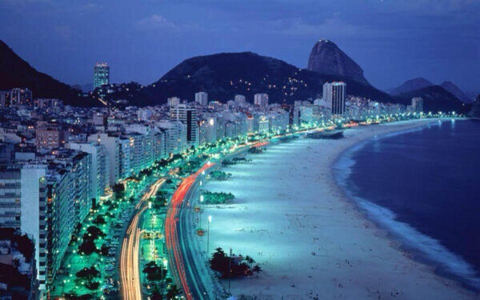 playas mas bellas del mundo Copacabana Brasil