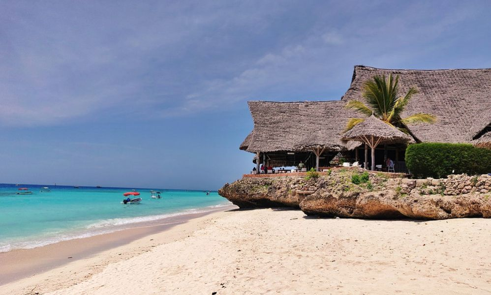 playas mas bellas del mundo tanzania