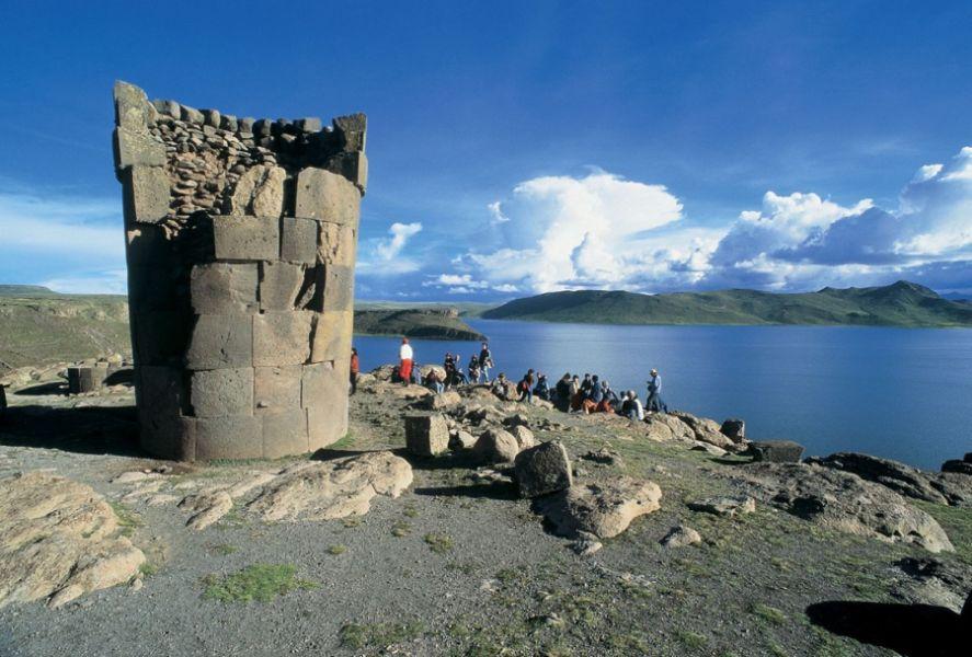 reserva nacional del lago titicaca zona mistica